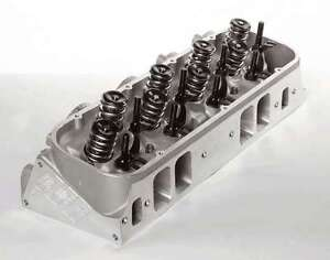 Details about AFR BB Chevy 315CC Intake Rectangular Competition Ported  Cylinder Heads AFR-2000