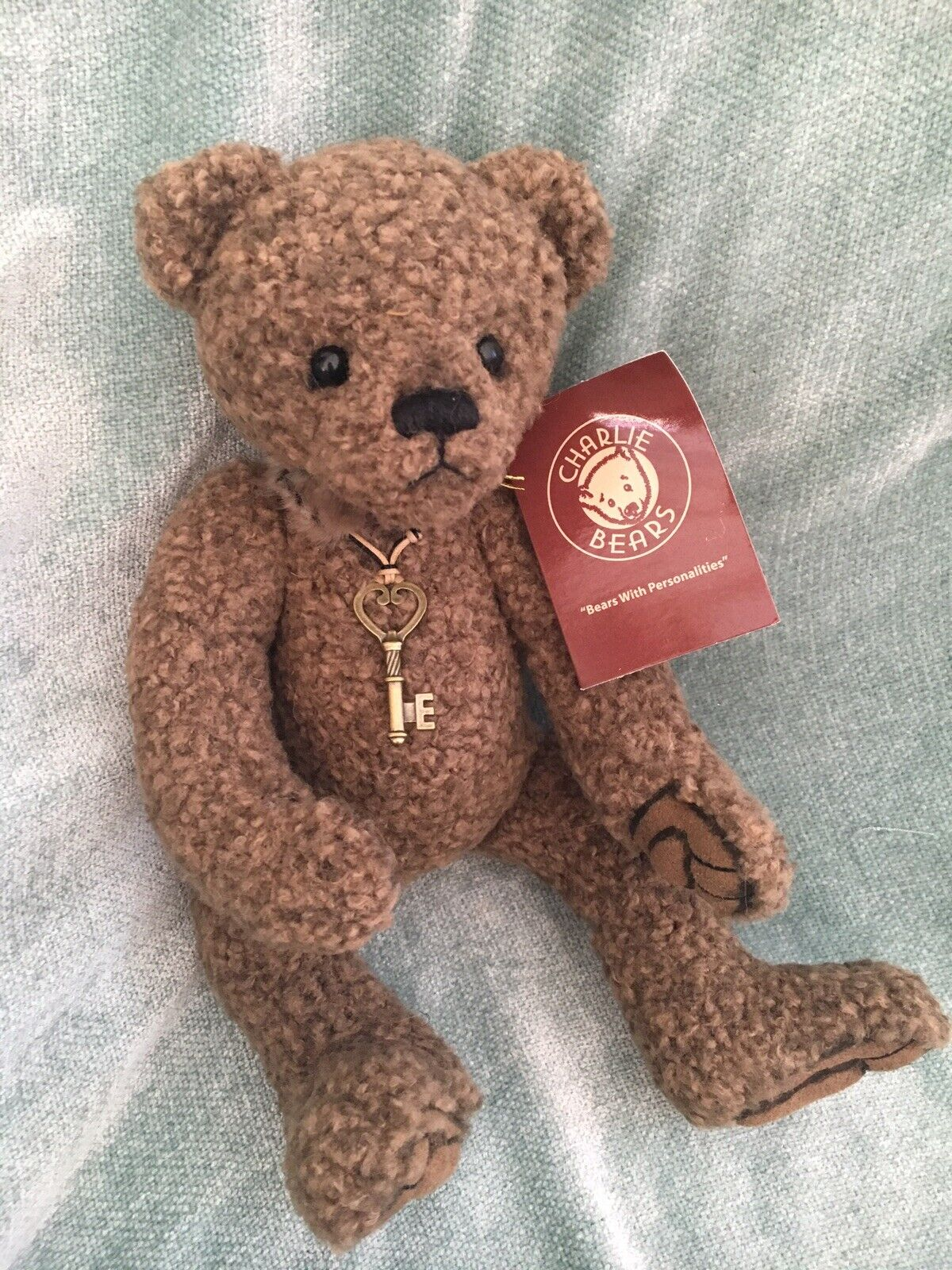 BRAND NEW CHARLIE BEAR WITH GIFT Tasche - AYLA