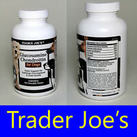 Trader Joe's glucosamine For Dogs 100 Tablets - Free Shipping