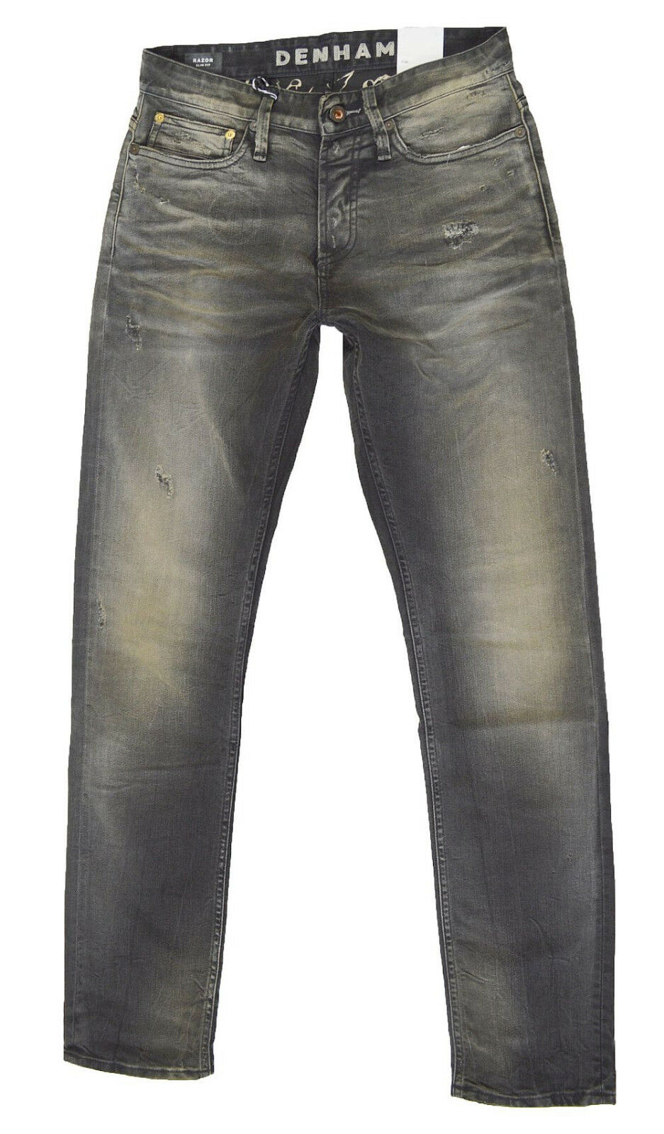 Denham Razor IBSA745 Slim Fit Herren Herren Herren Jeans Hose outlet Jeans Hosen sale 17-1376 0e3af6