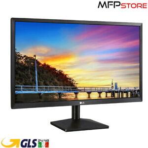 MONITOR LG 22'' HDMI VGA 16:9 FULL HD 22MK400H 1920x1080 PER PC