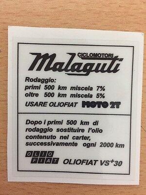 ADESIVO RODAGGIO MALAGUTI FIFTY