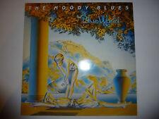 "The Moody Blues – 'Blue World' 12"" vinyl EP. 1983 UK A2/B3. EX/EX"