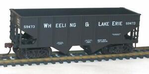 Acurail-2584-HO-USRA-Twin-Hopper-W-amp-LE-New-Free-Shipping