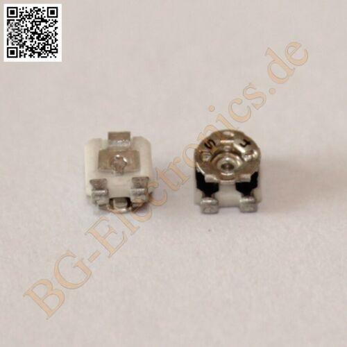 20 x Poti SMD 2.2kΩ Poti kOhm Widerstand resistor RH03A3CJ3X02B Alps  20pcs
