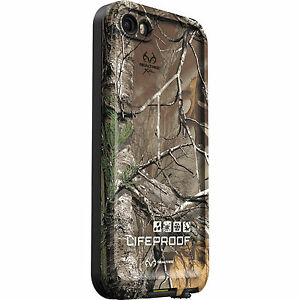 timeless design 909e2 f22a5 LifeProof Fre Case for Apple iPhone SE 5 5s Realtree Xtra