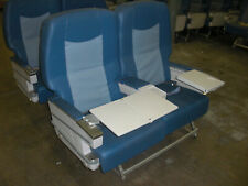 Vintage Delta Airlines First Class Seats Weber 6000 Seats flew in 767 Aircraft