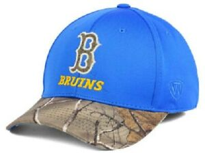 UCLA Bruins NCAA TOW Region Camo Stretch Fitted Hat