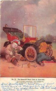 Mechanic bears