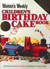 Children's Birthday Cake Book by Bauer Media Books (Paperback, 2011)
