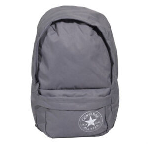 bc63e33470 Image is loading Converse-Back-To-It-Mini-Backpack-Grey-Cons