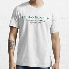 Lehman Brothers Political Humor Essential T Shirt
