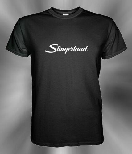 Slingerland Drums Logo T Shirt S M L XL 2XL 3XL