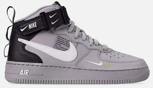 size 40 e5114 95f53 Image is loading Grade-School-Nike-Air-Force-1-Mid-LV8-