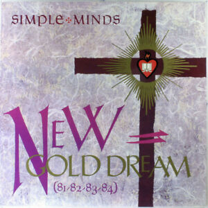 Simple-Minds-New-Gold-Dream-Remastered-180-Gram-Vinyl-LP-New-amp-Sealed