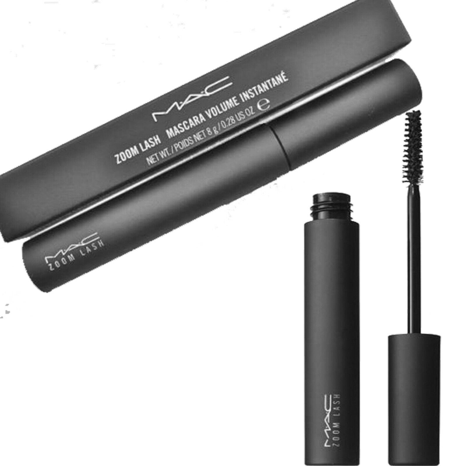 dd59a9247f6 Mac Mascara 8g Zoom Lash Black Mascara Volume Instant Eye Make up ...