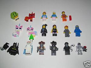 Lego-Minifigure-Figurine-Personnage-Movie-TV-Cinema-Choose-Minifig