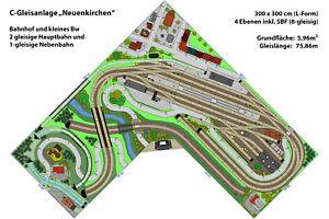 GP3-0140-Maerklin-C-Gleisplan-Neuenkirchen-300x300-L-Form-DIN-A4-Color