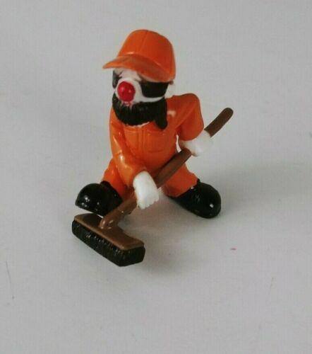 """Homies Series 2 Clown Sweeper Figure 1.75/"""""""