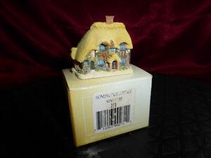 LILLIPUT-LANE-Honeysuckle-Cottage-271-Dream-Miniature-1995-Handmade-in-Cumbria-2