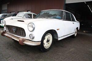 1963 Lancia Flaminia Coupe 2.8 Motor Oldtimer Italien Rarität Sportwagen