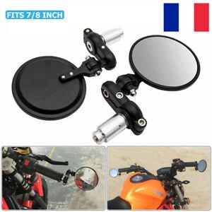7-8-034-Universel-Moto-Scooter-Retroviseur-Rond-Embout-De-Guidon-Barre-Fin-Poignee