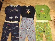Baby Gap/ Gymboree Boy Toddler 3 Year/ 3T Pajama Set Lot