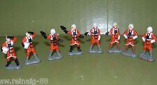 Star Wars Micro Machines Rebel X-Wing PILOT 8 Figures Variation LOT Rogue YAVIN