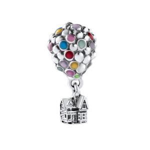 2020 Pandora Disney Charm Pixar Up House Balloon Adventure ...