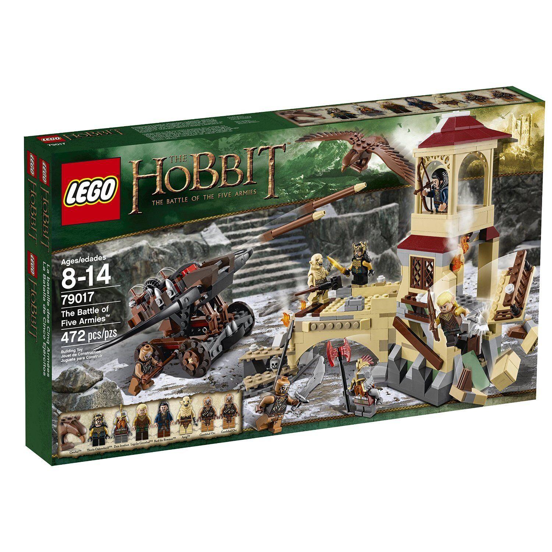 LEGO The Hobbit 79017 la battaglia dei cinque Heere Battle of Five Armies