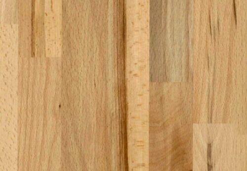Leimholzplatten Kernbuche PREMIUM keilgezinkt 365//355//20 mm Massivholzplatten
