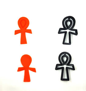 egyptian ankh cookie cutter 3d printed bakery cookie cutter
