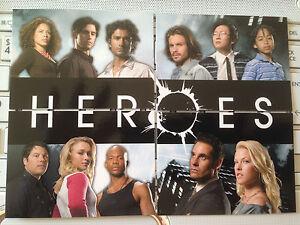 Heroes Volume 1 Promo Card 2 Of 4 San Diego Exclusive