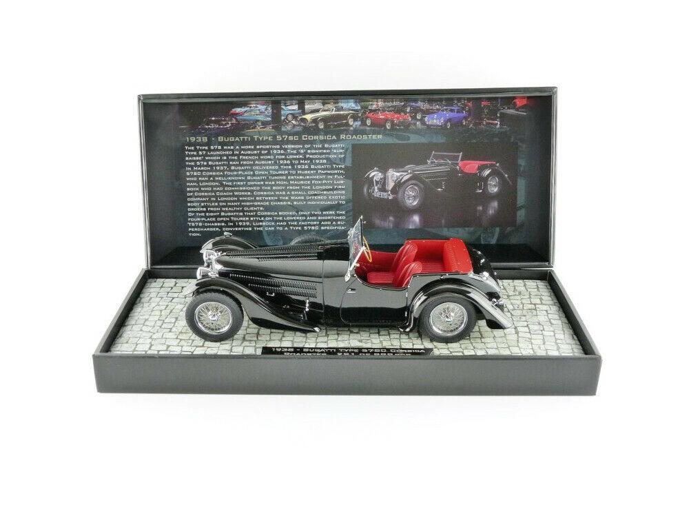 tienda en linea Minichamps Minichamps Minichamps - 1 18 - Bugatti Type 57c Corsica roadster - 1938 - 1071104 30  envío gratuito a nivel mundial