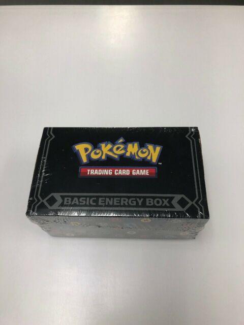 Pokemon Basic Energy Box 450 Basic Energy Cards
