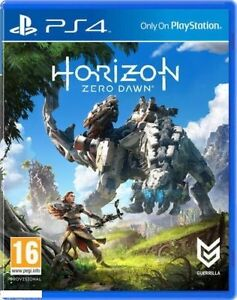 BRAND-NEW-SEALED-HORIZON-ZERO-DAWN-PS4-PLAYSTATION-4-GAME-IMPORTED-REGION-2
