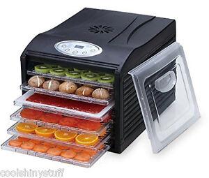 Samson-Silent-6-Tray-Dehydrator-SB-106B-with-Digital-Timer-BPA-Free