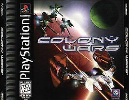 Colony Wars Sony Playstation 1 1997 For Sale Online Ebay