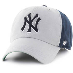 83386191864 Image is loading 039-47-New-York-Yankees-Clean-Up-Cap-