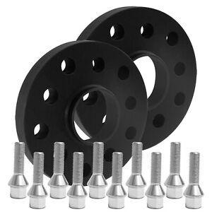 Blackline-Spurverbreiterung-40mm-m-Schrauben-silber-Suzuki-Swift-III-MZ-EZ
