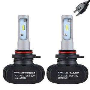 2x-H7-High-Power-CREE-LED-Headlight-Car-180W-6500K-Replace-Hi-Lo-Beam-Bulb-Lamp