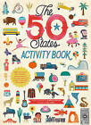 The 50 States: Activity Book: Maps of the 50 States of the USA by Gabrielle Balkan (Paperback, 2016)