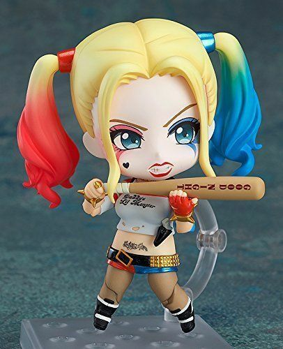 Harley Quinn Action Figure  DC Comics Suicide Squad Nendgoldid Nendgoldid Nendgoldid Good Smile Company 15700f