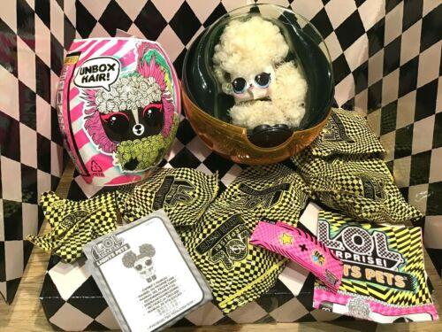 autentico /& Nuovo di zecca. LOL sorpresa LUCI Pets NYC Doggie completo
