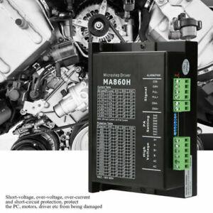 MA860H-Stepper-Motor-Control-Module-Driver-18-80V-for-86-57-100-Microstep-Motor