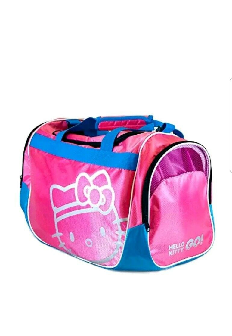 Hello Kitty Sports Sackpack HOT PINK