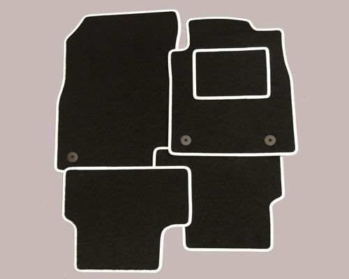 2010 onwards Fully Tailored Car Floor Mats HONDA CRZ CLIPS Carpet Rubber