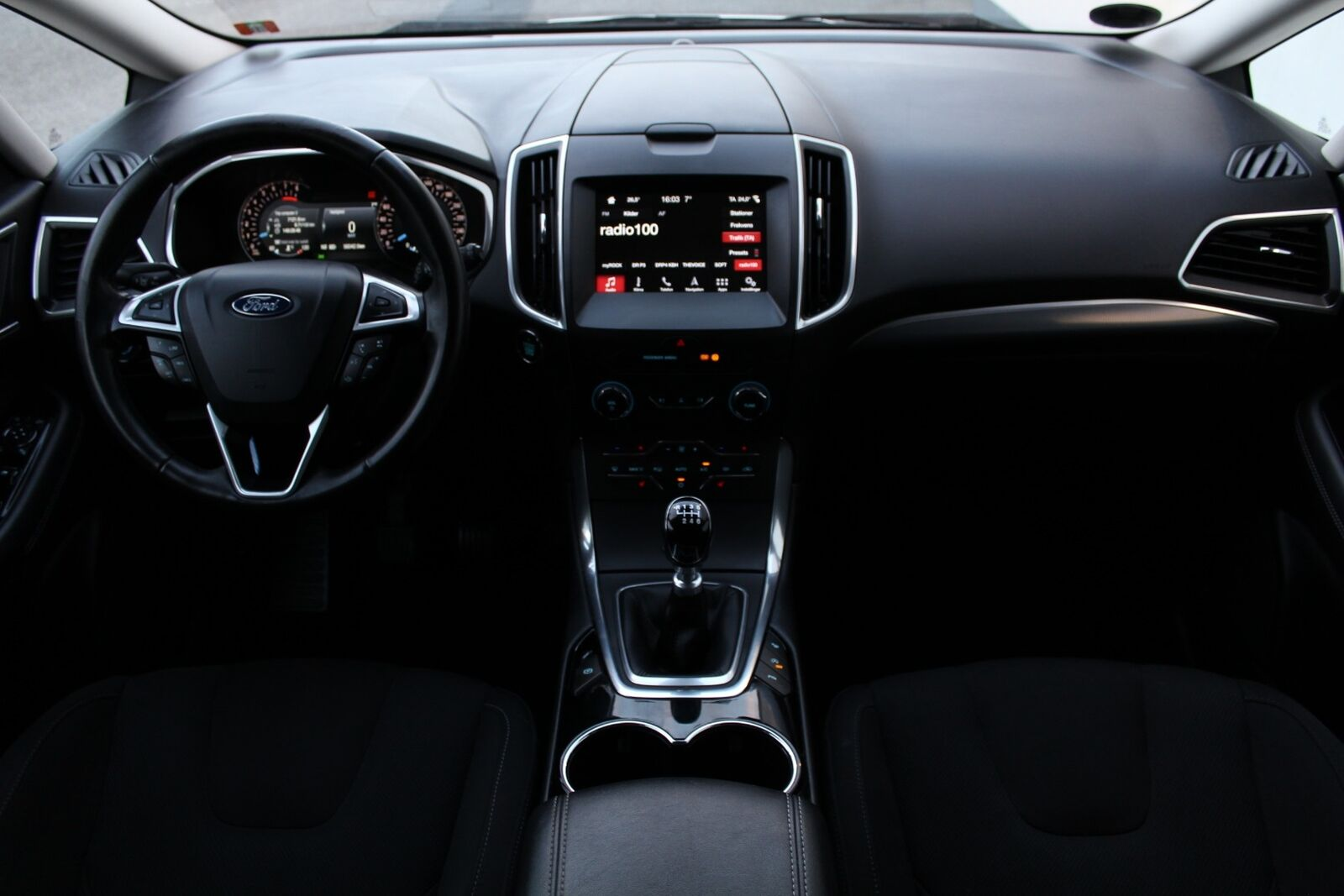 Ford S-MAX 1,5 SCTi 160 Titanium 7prs - billede 7