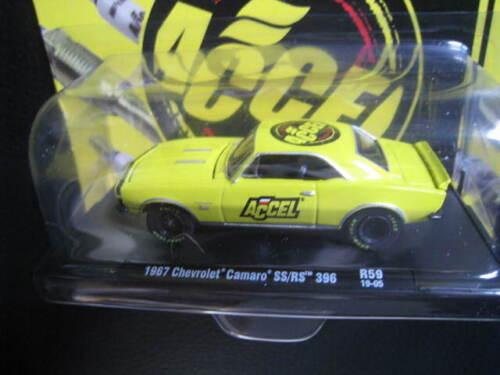 Chevrolet Camaro SS//RS 396  ACCEL  M2  1:64  OVP  NEU