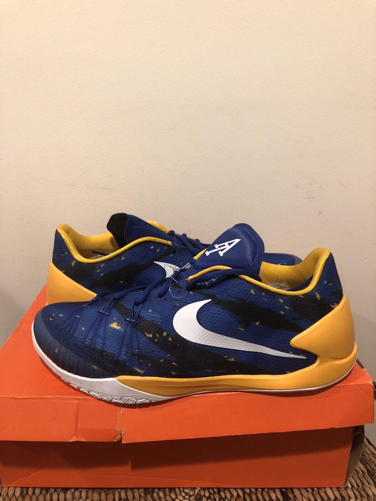 Nike Hyperchase Andre Iguodala PE Sample Size 16.5